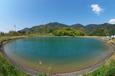 上野にて(貯水池)