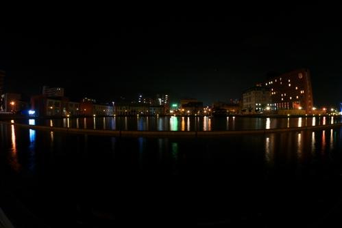 門司港レトロにて(夜景)-02