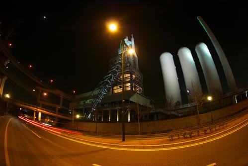 八幡製鉄所第一高炉