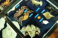 海底生物床下展示(いのちのたび博物館)