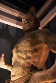 金剛力士像(いのちのたび博物館)