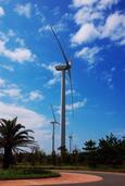 風力発電所(若松区)