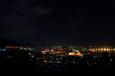 自宅からの夜景(八幡東区)