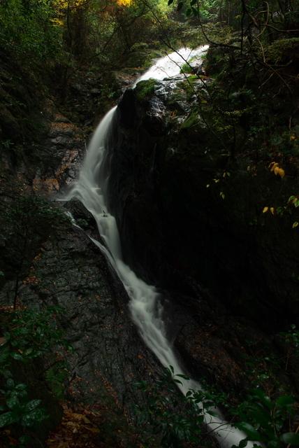 七重の滝「第三の滝」(小倉南区)