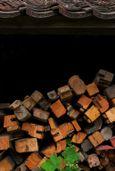 登り窯の薪