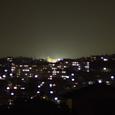 開放F1.4の夜景